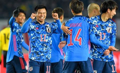 U23 Nhật Bản tràn đầy cơ hội ra quân thắng lợi