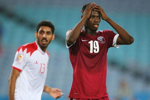 U23 Qatar nhiều khả năng sẽ bị chia điểm