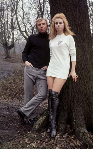 Tina và Moore trong những năm tháng rực rỡ