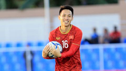 Tiền vệ Đỗ Hùng Dũng: 'U23 Việt Nam sẽ thắng  U23 UAE 1-0'