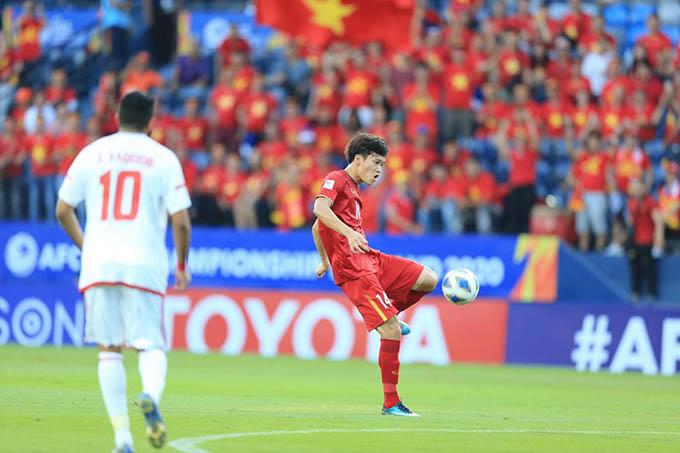 """CĐV đã """"tiếp lửa"""" cho U23 Việt Nam"""