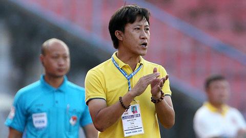 """HLV Nguyễn Thành Công: """"1 điểm là thành công với U23 Việt Nam"""""""