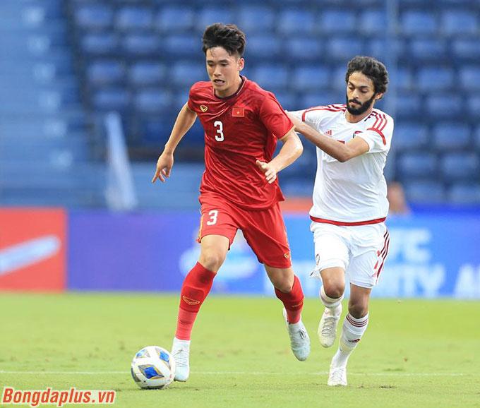 U23 Việt Nam khởi đầu đúng như chờ đợi - Ảnh: Minh Tuấn