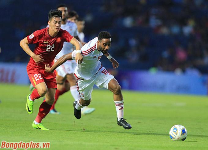 U23 Việt Nam hòa chung cuộc 0-0 trước U23 UAE. Qua đó có 1 điểm ở trận ra quân VCK U23 châu Á 2020.
