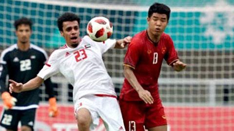 Báo UAE đánh giá thấp U23 Việt Nam