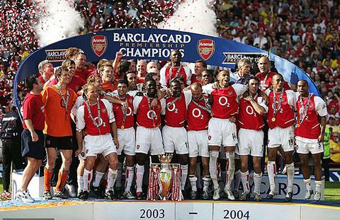 Arsenal đang sở hữu kỷ lục 49 trận bất bại tại Ngoại hạng Anh