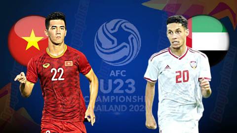 Soi kèo, dự đoán kết quả bóng đá ngày 101: U23 Việt Nam quyết thắng U23 UAE