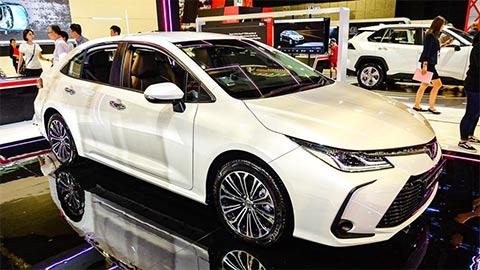 Toyota Corolla Altis 2020 với nhiều nâng cấp sắp về VN, đấu Mazda 3, Kia Cerato giá rẻ