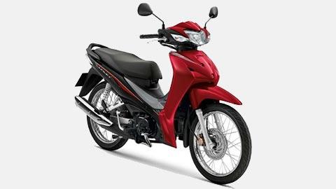 Honda Wave 110 2020 ra mắt với thiết kế cực đẹp, chất hơn Wave Alpha, giá ngang Future