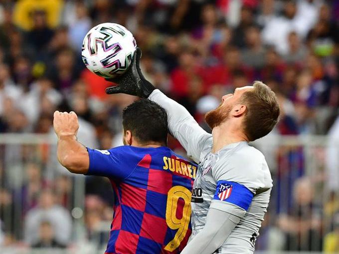 Thấy gì từ thất bại 2-3 của Barca trước Atletico ở bán kết Siêu Cúp Tây Ban Nha?