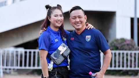 Các CĐV Thái Lan: Bóng đá Việt Nam phát triển nhanh quá...