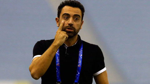 Xavi đạt thỏa thuận dẫn dắt Barca vào cuối mùa giải