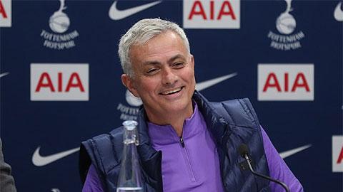Mourinho thừa nhận ông chưa có nhiều thời gian làm việc với Tottenham