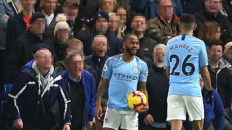 Fan Man City phải trả giá đắt vì sỉ nhục Sterling