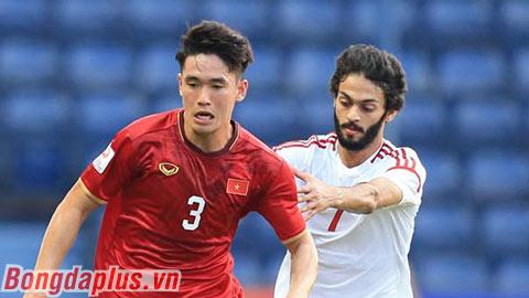 AFC nhầm lẫn sơ đẳng ở BXH của U23 Việt Nam