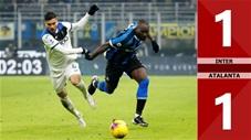 Inter 1-1 Atalanta(Vòng 19 Seri A 2019/20)