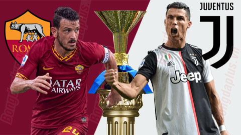 Nhận định bóng đá Roma vs Juventus, 02h45 ngày 13/1: Thắng để mừng sinh nhật Sarri