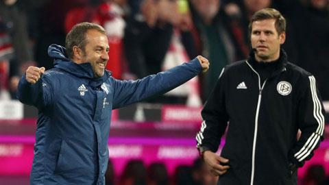 Bayern và kế hoạch đầy tham vọng: Hansi Flick ôm mộng ăn ba