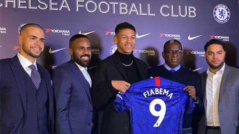 Chelsea đón tân binh đầu tiên dưới thời HLV Lampard