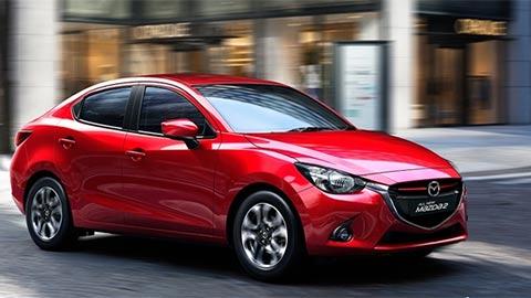 Mazda 2 giảm giá kịch sàn, quyết đấu Toyota Vios 2020, Hyundai Accent, Honda City