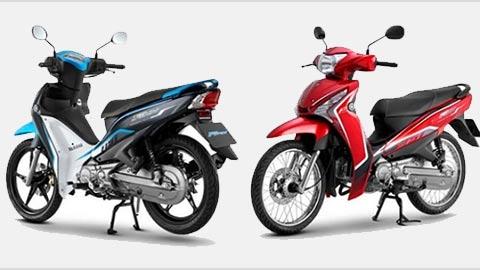 Yamaha Finn 115 giá rẻ đẹp mê ly, đối thủ của Honda Wave RSX, Future 2020
