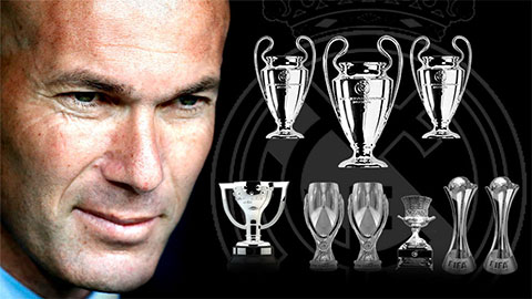 Zidane: Trận chung kết thứ 9 & vinh quang thứ 10 cùng Real