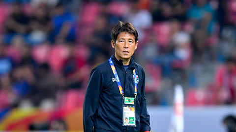HLV Nishino nói gì sau khi Thái Lan thua ngược Australia?