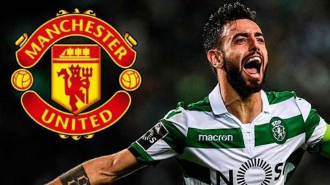 M.U đạt thỏa thuận cá nhân với Bruno Fernandes, lương 6 triệu euro/năm