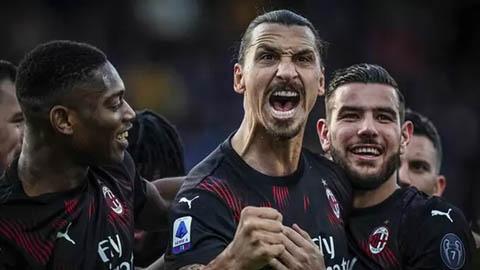 Ibrahimovic 'chém gió phần phật' sau khi ghi bàn cho Milan