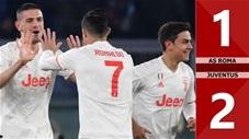 AS Roma 1-2 Juventus(Vòng 19 Seri A 2019/20)
