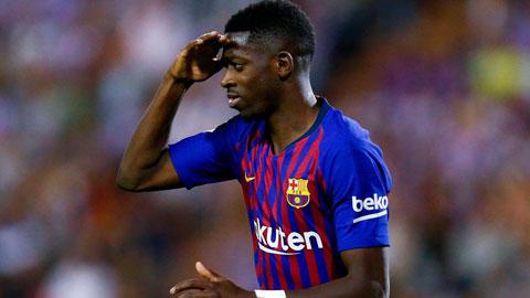Liverpool muốn chi 100 triệu euro chiêu mộ Dembele