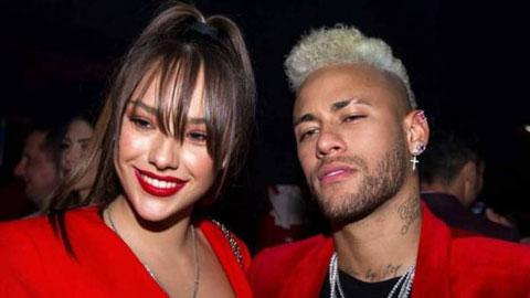 Safarova và Neymar thân thiết hơn mức bạn bè