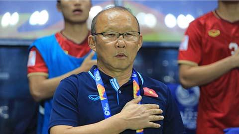 HLV Park Hang Seo: 'U23 Việt Nam phải thắng U23 Triều Tiên'