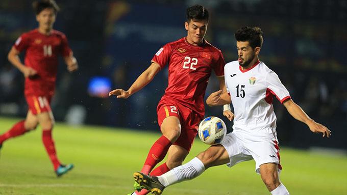 U23 Việt Nam đã gặp bất lợi sau 2 trận hoà cùng với tỉ số 0-0