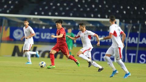 Trần Đình Trọng, sự trở lại đáng giá của U23 Việt Nam