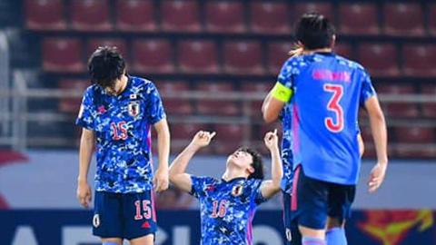 HLV, cầu thủ U23 Nhật Bản xấu hổ vì bị loại từ vòng bảng U23 châu Á 2020