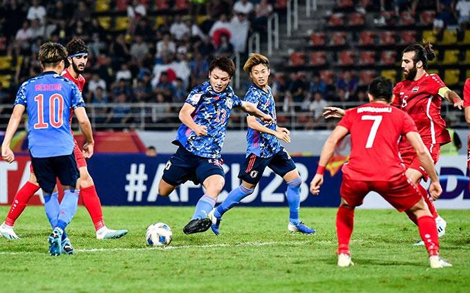 U23 Nhật Bản bị loại khỏi VCK U23 châu Á 2020