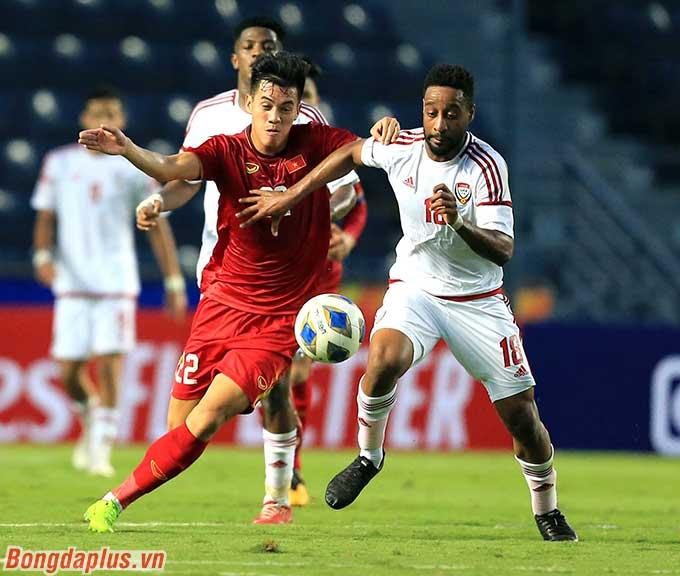 U23 Việt Nam cần giải quyết được vấn đề chuyển đổi trạng thái - Ảnh: Minh Tuấn