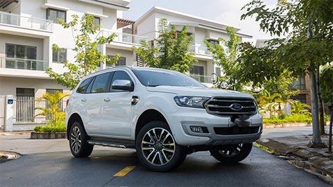 Ford EcoSport, Ranger, Everest giảm giá mạnh, tạo cơn sốt mới tại VN
