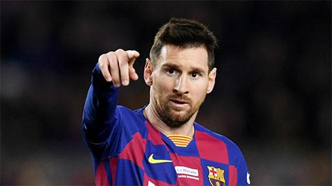 Guardiola: 'Messi là số 9, số 10, số 11, số 7, số 6, số 5, số 4 xuất sắc nhất'