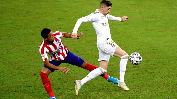 Trận derby Madrid một lần nữa diễn xa căng thẳng, khốc liệt