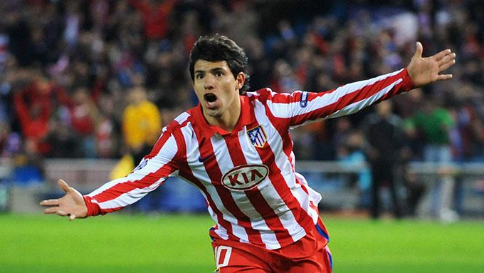 Man City may mắn có được Aguero từ Atletico