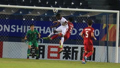 U23 Việt Nam đạt thành tích siêu ấn tượng về phòng thủ