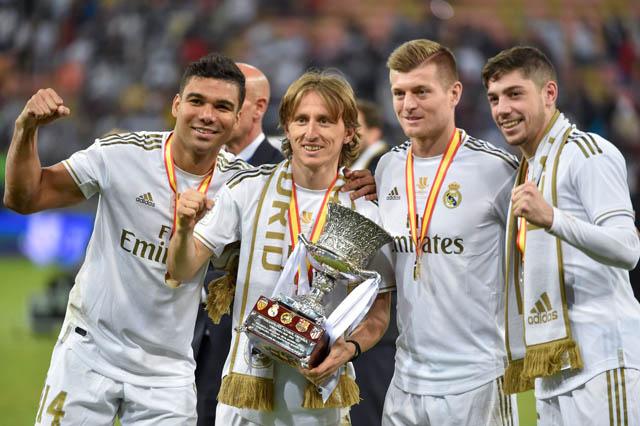 Các cầu thủ Real đều thích các danh hiệu bên ngoài Tây Ban Nha hơn
