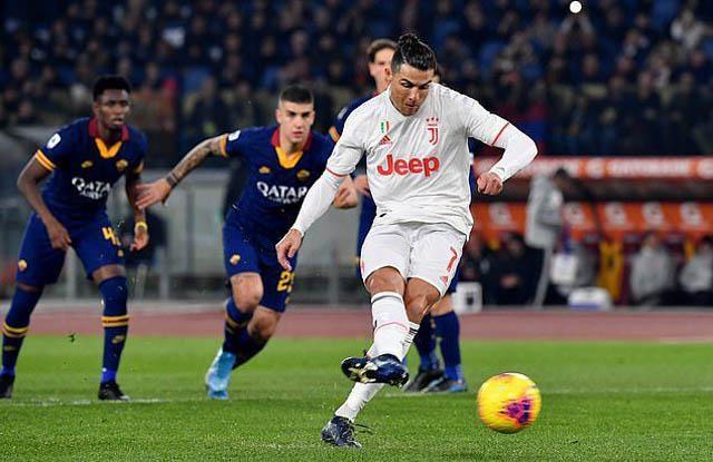 Ronaldo đang có phong độ tốt trong thời gian gần đây