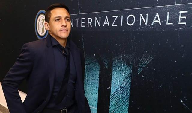 Sanchez chưa đóng góp được gì cho Inter ở mùa giải này