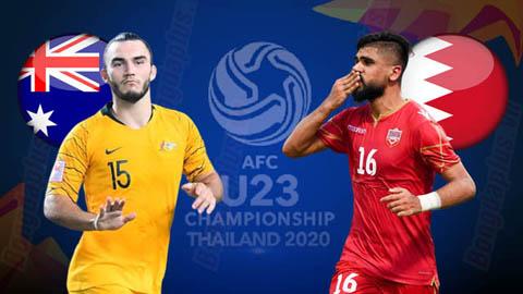 Nhận định bóng đá U23 Australia vs U23 Iraq, 20h15 ngày 14/1: 'Chuột túi' chiếm lợi thế