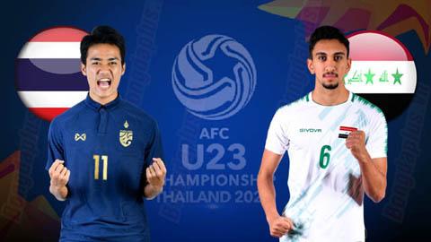 Nhận định bóng đá U23 Thái Lan vs U23 Iraq, 20h15 ngày 14/1: Làm được không, Thái Lan?