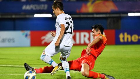 U23 châu Á: Mưa chỉ trích đổ về Đông Á