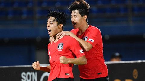 U23 Hàn Quốc là ứng viên nặng ký cho ngôi vô địch U23 châu Á